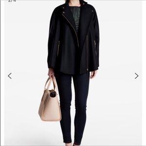🎁Ted Baker London Prata wool/cashmere cape/coat🎁